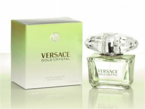 VERSACE Gold Crystal EDT