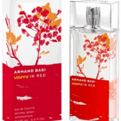 ARMAND BASI Happy In Red EDT 100 ml - Женский