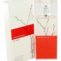 ARMAND BASI in Red EDT 100 ml - Женский