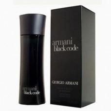 Black Code GIORGIO ARMANI EDT