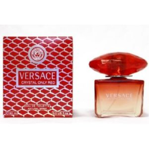 CRYSTAL ONLY RED VERSACE